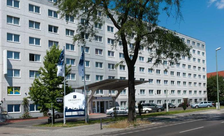 Grand City Hotel Globus Berlin
