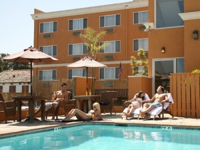 Hotel Best Western - Newport Beach
