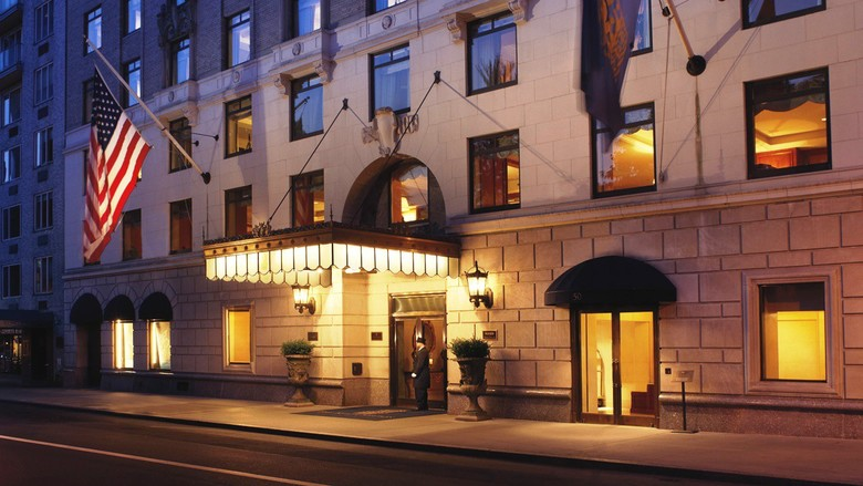 Hotel Ritz-carlton New York Central Park