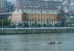 Gran hotel puente colgante portugalete vizcaya for Hotel puente colgante