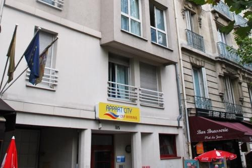 Hotel Appart´city Paris La Villette