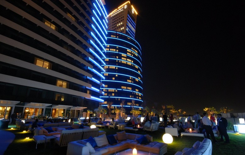 Hotel Crowne Plaza Festival City