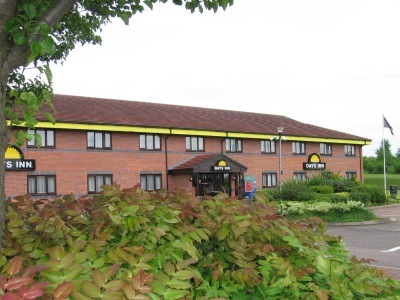 Hotel Days Inn Warwick North M40