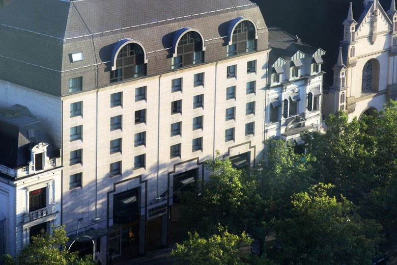Hotel Sofitel Brussels Le Louise
