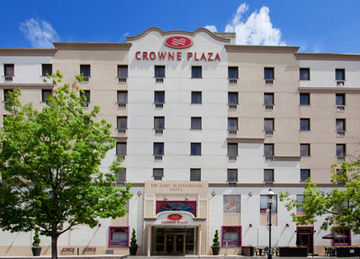 Hotel Crowne Plaza Fredericton Lord Beaverbrook