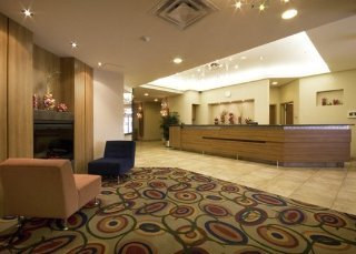 Hotel Quality Inn Winnipeg