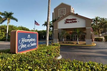 Hotel Hampton Inn & Suites Fort Lauderdale Airport