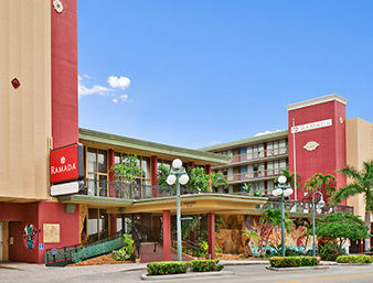 Hotel Ramada Downtown Hollywood