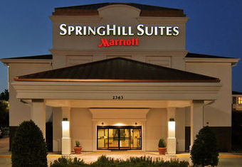 Hotel Springhill Suites By Marriott Dallas/stemmons