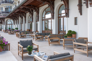 Hotel Evian Royal Palace