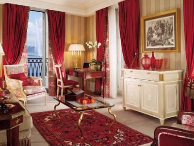 Hotel Four Seasons Des Bergues Geneva