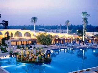 Hotel Intercontinental Pyramids Park Resort Cairo