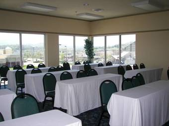Hotel Holiday Inn Express Pigeon Forge - Servierville