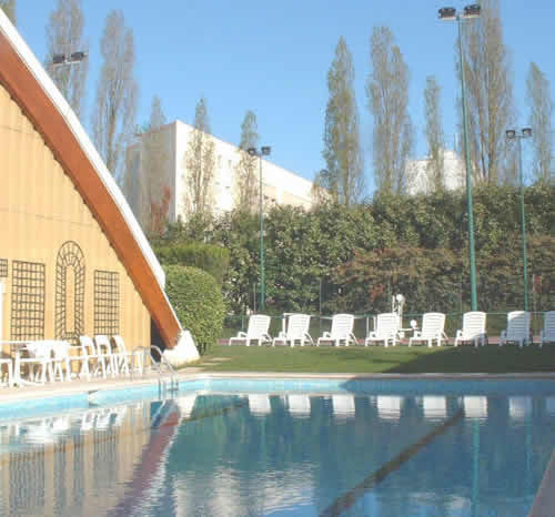 Hotel Forest Hill Meudon