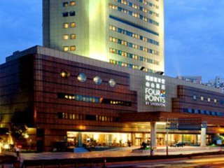 Hotel Four Points By Sheraton, Pudong