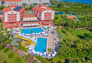 Royal Atlantis Beach Hotel