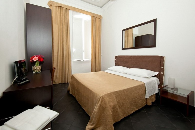 Residencia Romantica Rooms