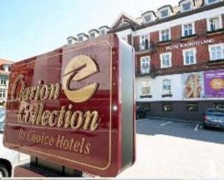 Hotel Clarion Collection Kronjylland