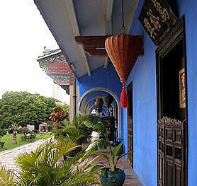 Hotel Boutique Cheong Fatt Tze Mansion, Penang