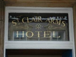 St Clair Arms Hotel