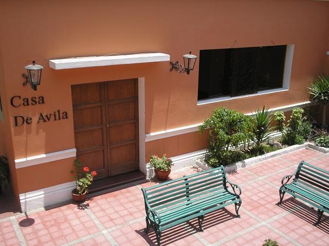 Hotel Casa De Avila