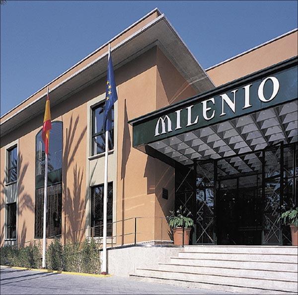 Hotel jardin milenio elche alicante for Hotel jardin milenio elche