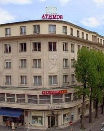 Athmos Hotel Center