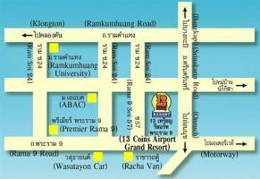 Hotel 13 Coins Airport Grand Resort