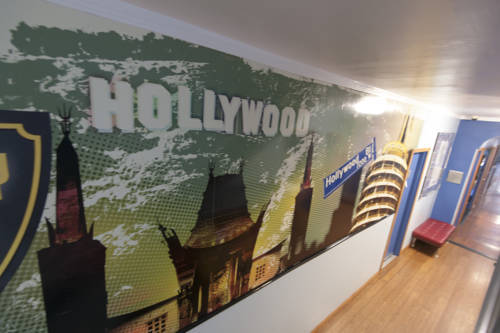Albergue Usa Hostels Hollywood