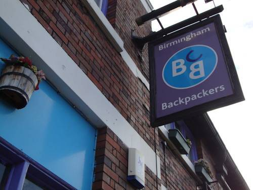 Albergue Birmingham Central Backpackers