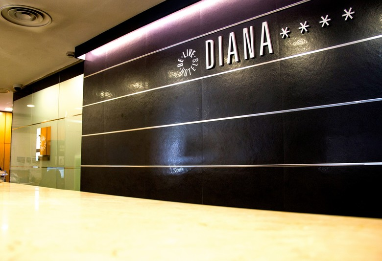 Hotel Be Live City Airport Madrid Diana