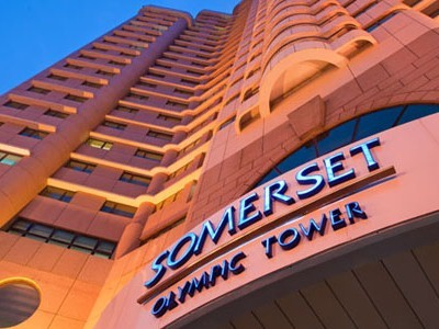 Hotel Somerset Olympic Tower (2 Bedroom Dlx)