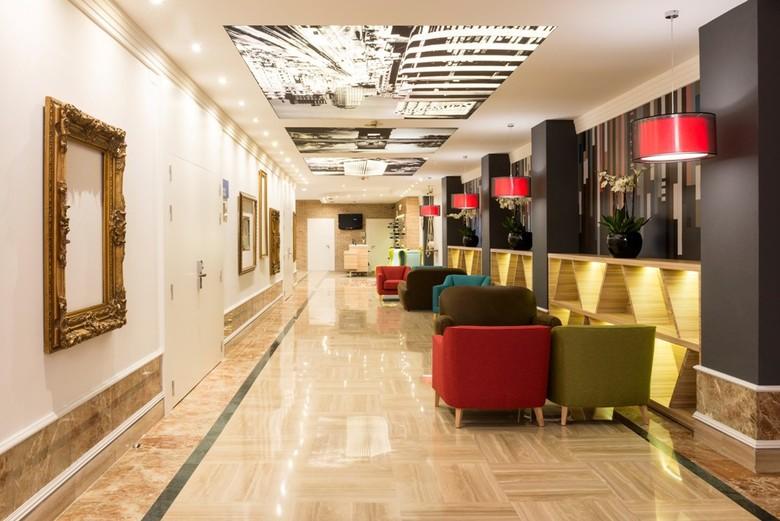 Hotel tryp madrid leganes legans madrid - Gimnasio espana industrial ...