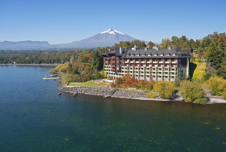 Hotel Enjoy Villarica Park Lake
