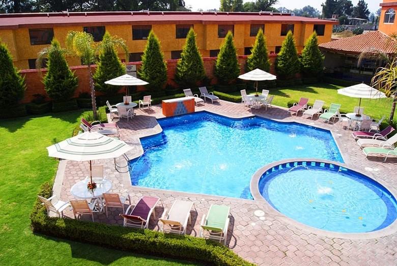 Hotel Quinto Sol Teotihuacan Teotihuacan Estado De Mxico Atrapalo Pe
