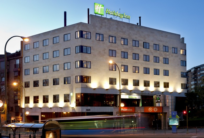 Hotel Holiday Inn Madrid Pirámides