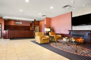 Hotel Travelodge Toronto East