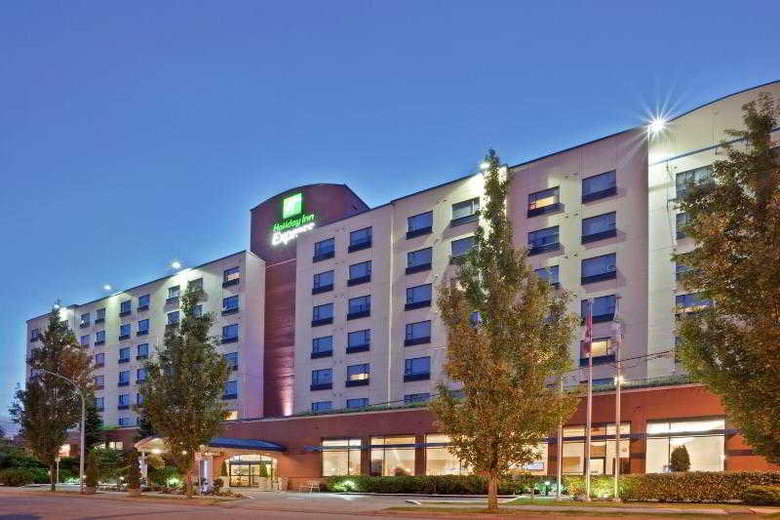 Hotel Holiday Inn Express Vancouver Airport