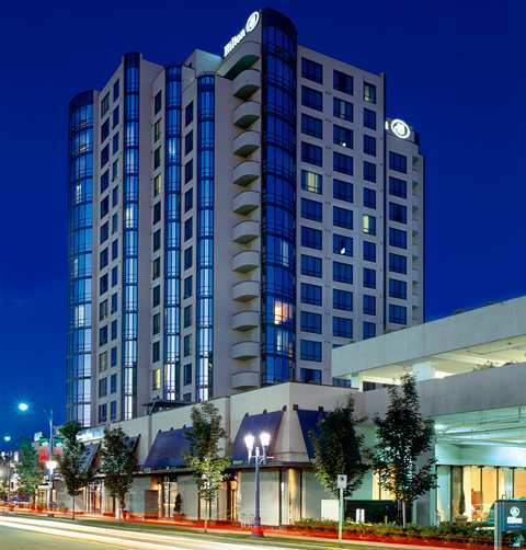 Hotel Hilton Vancouver Airport