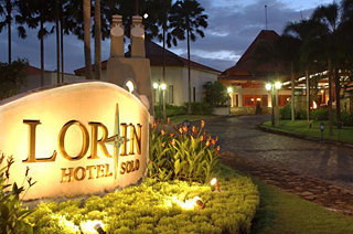 Hotel Lorin Business Resort & Spa Solo