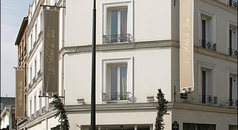 Hotel Villa Royale Montsouris Paris
