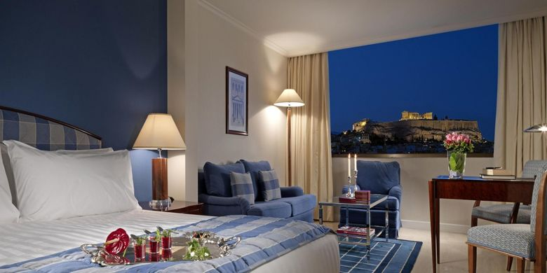 Hotel Athenaeum Inter-continental Athens