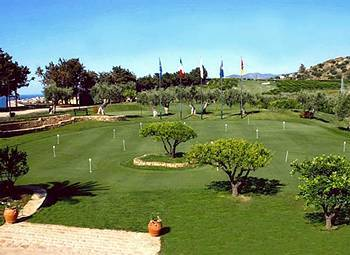 Hotel Le Madonie Golf Resort