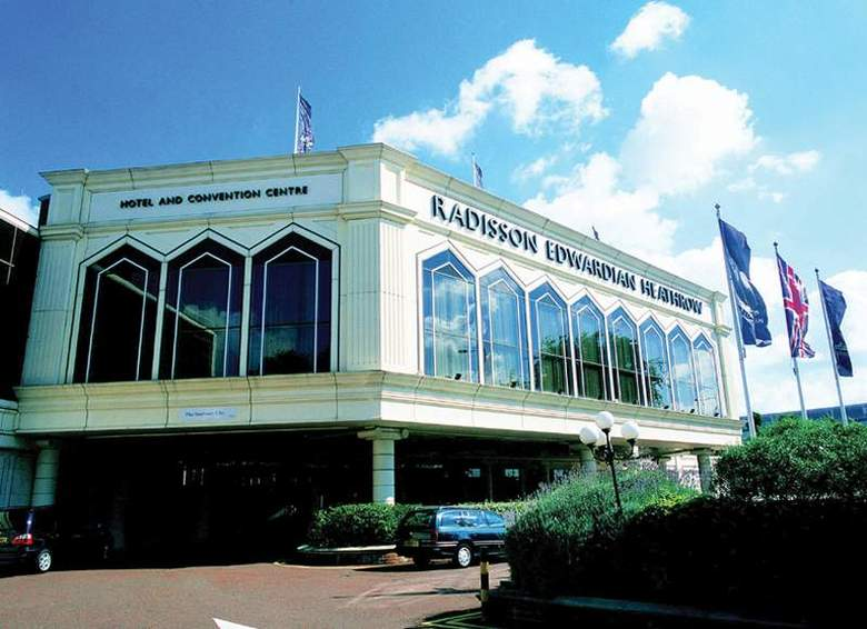 Hotel Radisson Blu Edwardian Heathrow