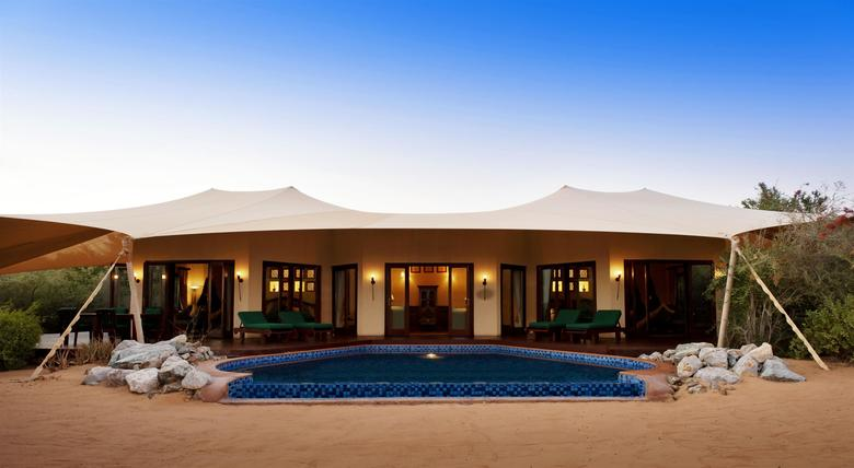 Hotel Al Maha Desert Resort & Spa