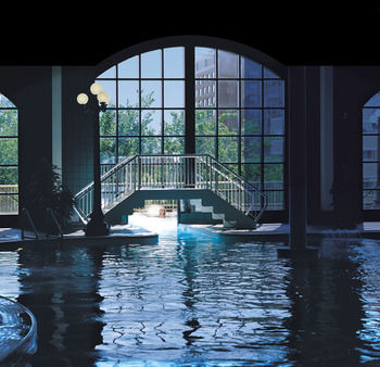 Hotel Temple Gardens Mineral Spa Res