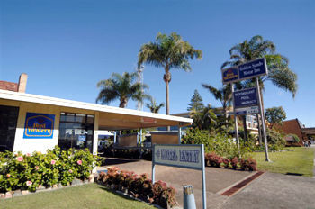 Hotel Golden Sands Motor Inn
