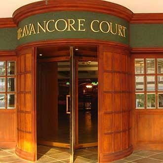 Hotel Travancore Court