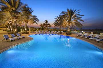 *al Hamra Fort Hotel And Beach Resort*