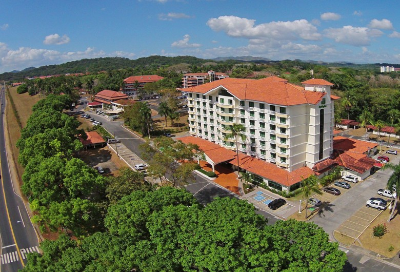 Hotel Holiday Inn At The Panama Canal
